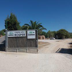 Entrada Rosper Inn